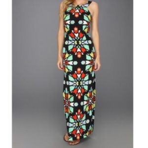 Mara Hoffman Maxi Dress Size 8 ❤️💚💛💙🖤